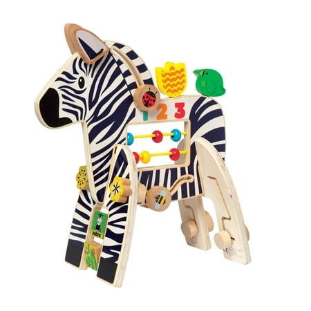 Manhattan Toy Safari Zebra