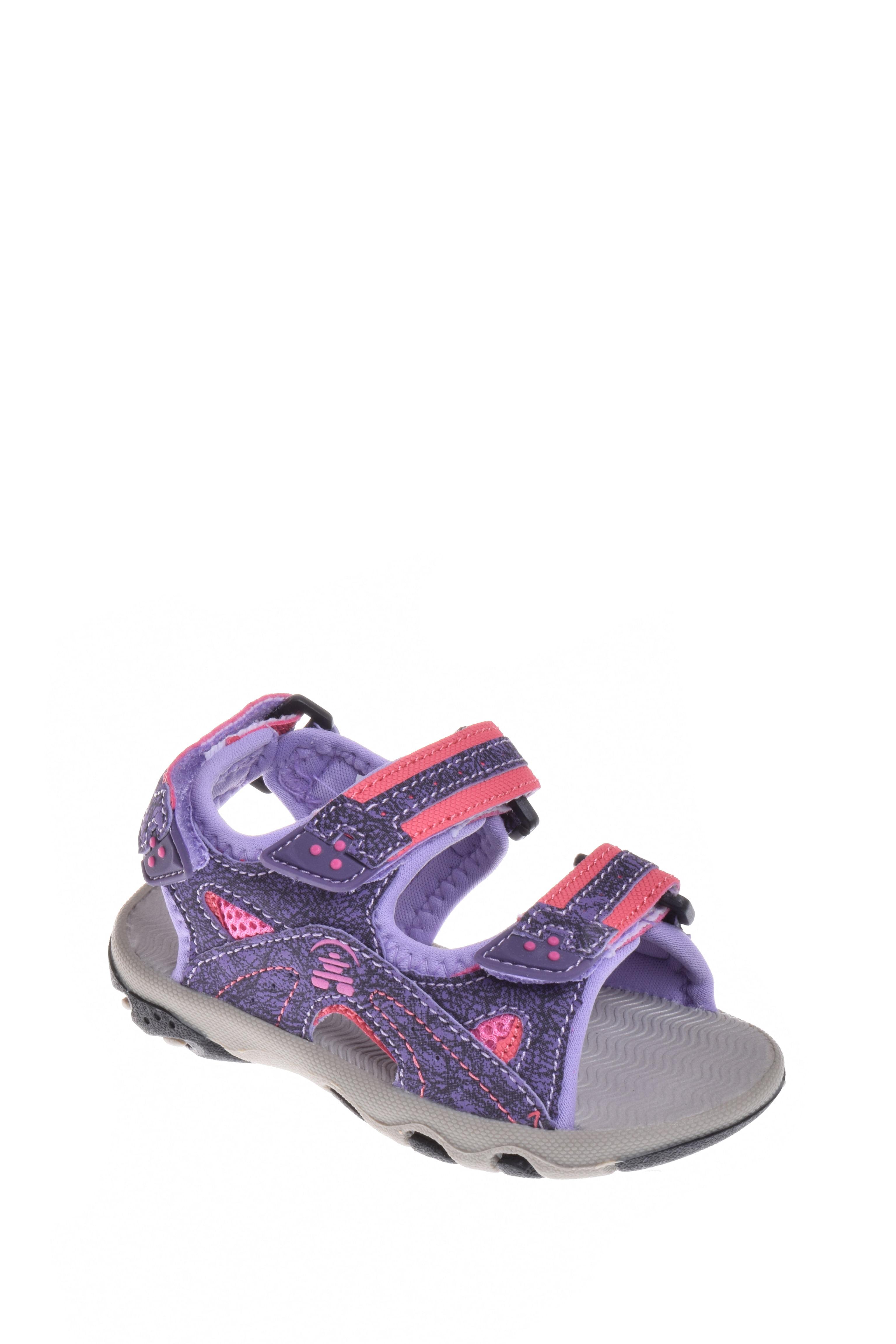 Kamik Toddler's Lobster Sandal - Purple / Violet
