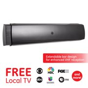Best GE Free Tv Antennas - GE Indoor Amplified Antenna Bar, HDTV Antenna Review