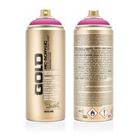 Montana GOLD 400 ml Spray Color, Pink Pink