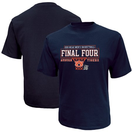 Auburn Tigers Russell 2019 NCAA Men's Basketball Tournament March Madness Final Four Bound T-Shirt - -