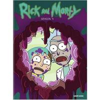 Rick and Morty: Season 4 (DVD)