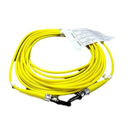 5M Leviton Fiber Optic Singlemode Simplex Patch Cable Cord ST ST SPC SPSST-S05