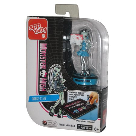 Monster High Apptivity Finders Creepers Frankie Stein Figure](Frankie Stein Cartoon)