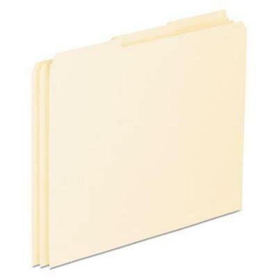 Pendaflex Tab File Guides, 1/3 Tab, 18 Point Manila, Letter, - Halloween Wav Files