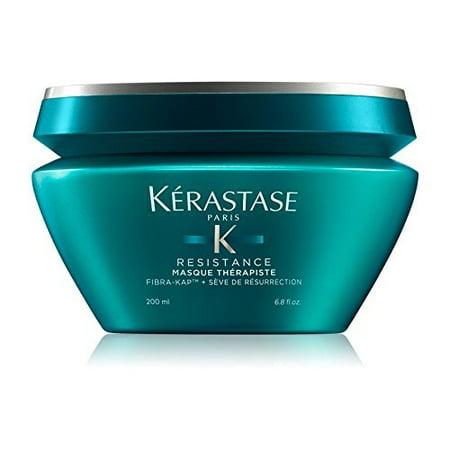 Kerastase Resistance Therapiste Masque Therapists Fiber Quality Renewal Masque, 6.8 Oz - Masques Horreur-halloween