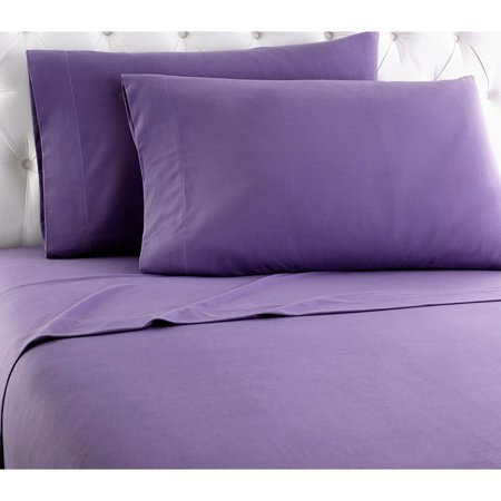 Micro Flannel® Solid Color Sheet Set, Queen,