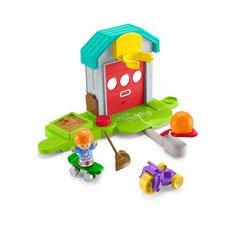 Kids Toys In Bulk (New 506292  Lp Garage W / Basketball Mi (2-Pack) Game Cheap Wholesale Discount Bulk Toys)