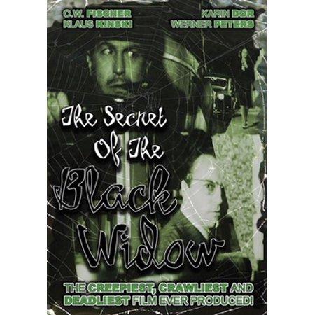 Black Widow Secret (Secret of the Black Widow)