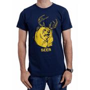 Mac Beer T-Shirt It's Always Sunny in Philadelphia Bear Deer Costume Funny Gift