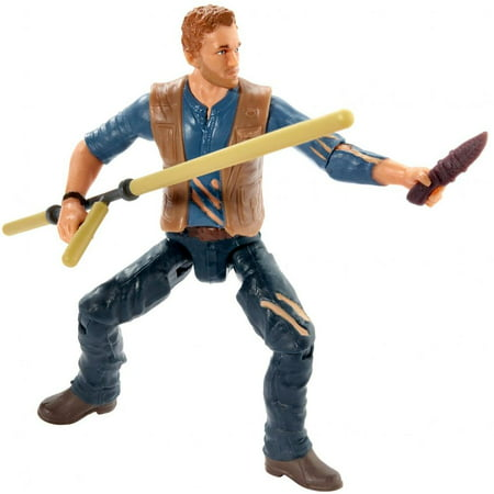 Jurassic World Lockwood Battle Owen Figure](Jurassic World Owen)
