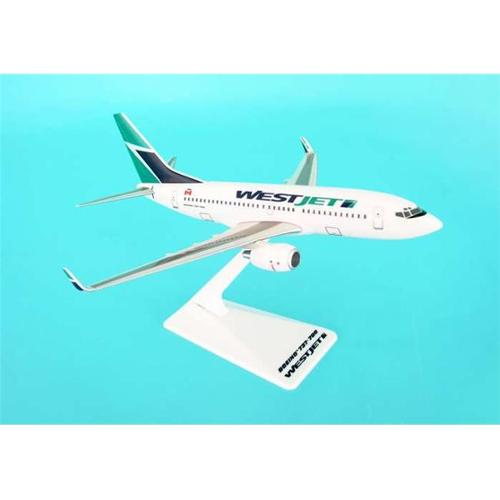 Daron PR007 Premier Planes WestJet B737-700 Model Airplane