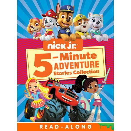 Nick Jr. 5-Minute Adventure Story Collection (Multi-property) - - Nick Jr Shop