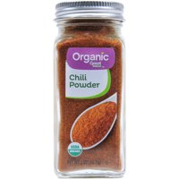 (2 pack) Great Value Organic Chili Powder, 2 oz