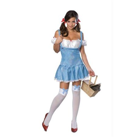 MorrisCostumes RU888294SM Wiz Of Oz Dorothy Adult, Small (Dorothy Oz Costume Adults)