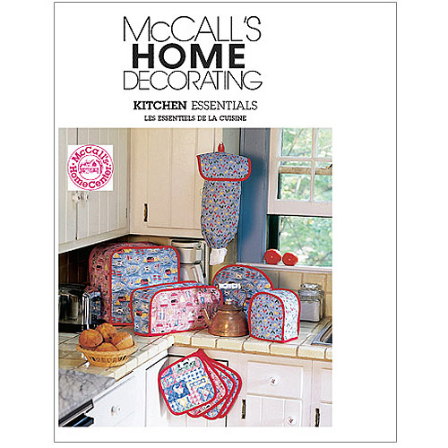 McCall's Pattern Kitchen Essentials, 1 Size Only