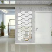 Mirror Stickers - Wall decals mirror