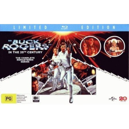 Buck Rogers in the 25th Century: The Complete Remastered Series