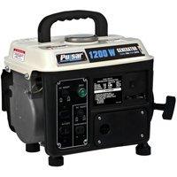 Pulsar PG1202S 1200-Watt 2 Stroke Gasoline Generator Rated 900-Watt
