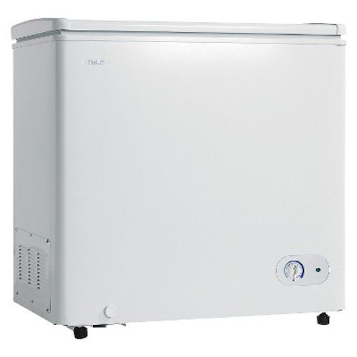 Danby DCF072A2WDB1 Chest Freezer, 7.2 Cubic Feet, White [7.2 cu.ft. Chest]