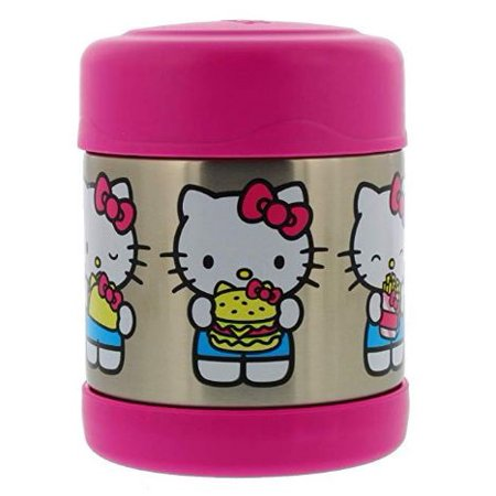 Thermos Funtainer Hello Kitty Food Jar 10 Ounces
