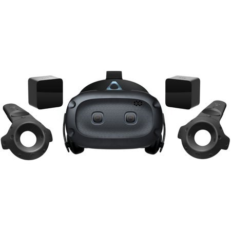HTC VIVE Cosmos Elite VR Virtual Reality Headset - Half Life Alyx Digital Code Virtual Reality Cycling Trainers