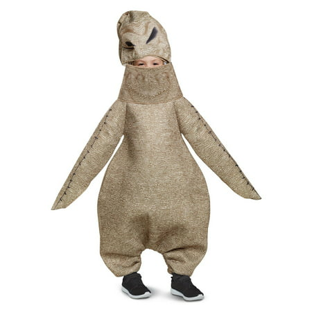 The Nightmare Before Christmas Oogie Boogie Classic Child Costume](Boogie Babe Costume)