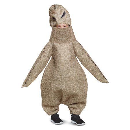 Nightmare Before Xmas Costumes (The Nightmare Before Christmas Oogie Boogie Classic Child)