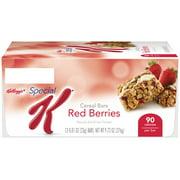 Kellogg's Special K Strawberry Bars Value Pack, 9.72 oz
