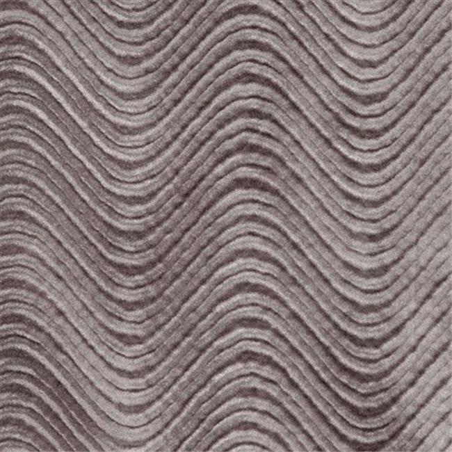 Designer Fabrics C846 54 in. Wide Grey, Classic Velvet Swirl Automotive, Residential And Commercial Upholstery Velvet