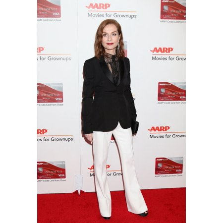 Adult Movie Awards (Isabelle Huppert At Arrivals For Aarp The MagazineS 16Th Annual Movies For Grownups Awards The Beverly Wilshire Hotel Beverly Hills Ca February 6 2017 Photo By Priscilla GrantEverett Collection)