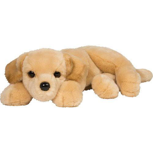 Douglas Plush Stuffed Animal Dog Marcy The Yellow Lab Walmart Com