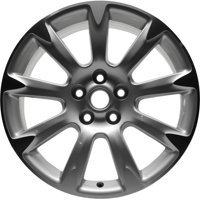 Part Synergy New Aluminum Alloy Wheel Rim 19 Inch Fits 2010 Buick Allure 5-119.888mm 9 Spokes