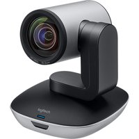 Logitech PTZ Pro 2 HD 1080p video camera with enhanced pan/tilt and zoom