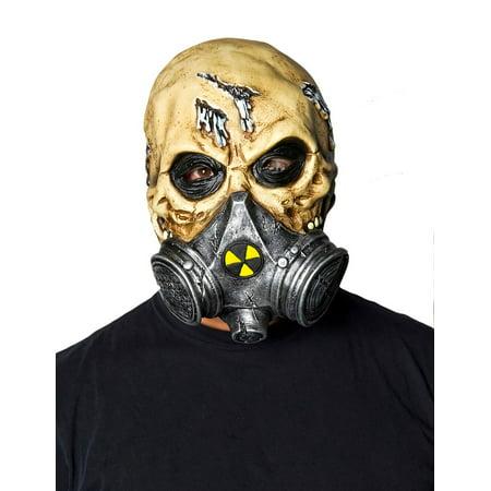 Biohazard Mask Halloween Decoration](Biohazard Gas Mask Halloween)