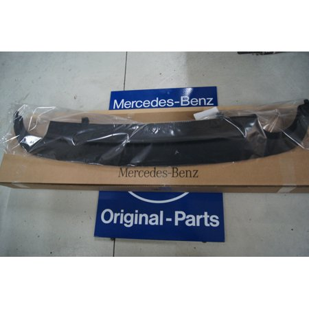 Mercedes Benz C300 C350 W204 Rear Bumper Lower lip Diffuser Valance 2048853225