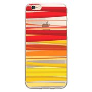 Centon Electronics Cell Phone Case for iPhone 6 - Retail Packaging - Rainbow Stripes Centon Electronics Cell Phone Case for iPhone 6 - Retail Packaging - Rainbow Stripes