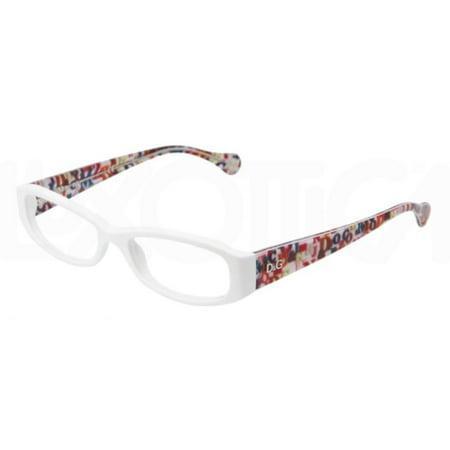 Dolce & Gabbana Rectangular Eyeglass Frames (Dolce Gabbana Frames)