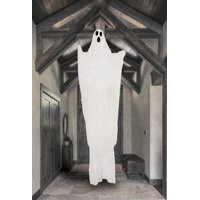 Way to Celebrate Halloween White Hanging Ghost Decoration (7 ft)