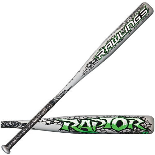 "Rawlings Raptor YBRR11 Youth Baseball Bat - 27""/16oz"