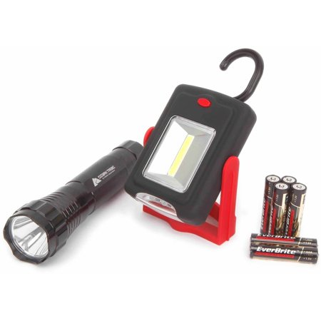 Buy Ozark Trail Led Flashlight and 2-In-1 Light Combo