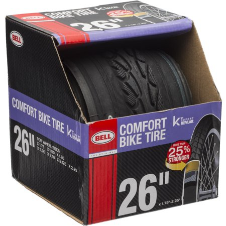 Bell Sports Glide Comfort Road Tire with Kevlar, 26