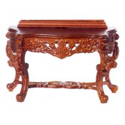 Town Square Miniatures Hapsburg Console Table