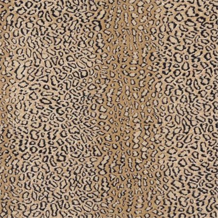 Designer fabrics e412 54 inch wide beige leopard animal for Designer animal print fabric