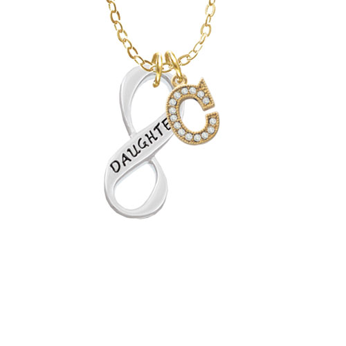 Delight Jewelry Large Celtic Cross Guardian Angel Lariat Necklace