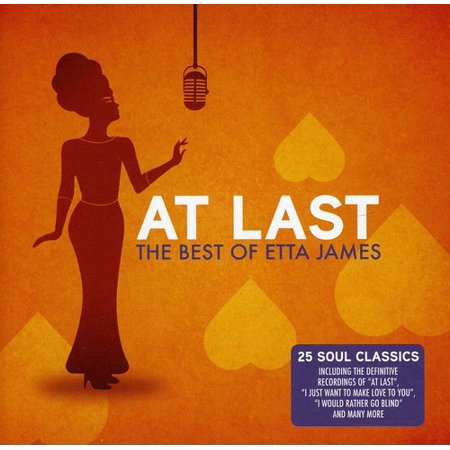 At Last: Best of Etta James (CD)