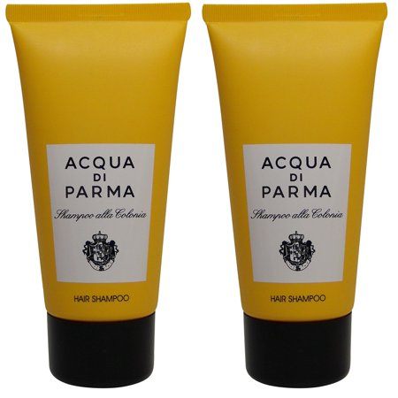 Acqua Di Parma Colonia Hair Shampoo lot of 2 each 2.5oz Bottles. Total of 5oz