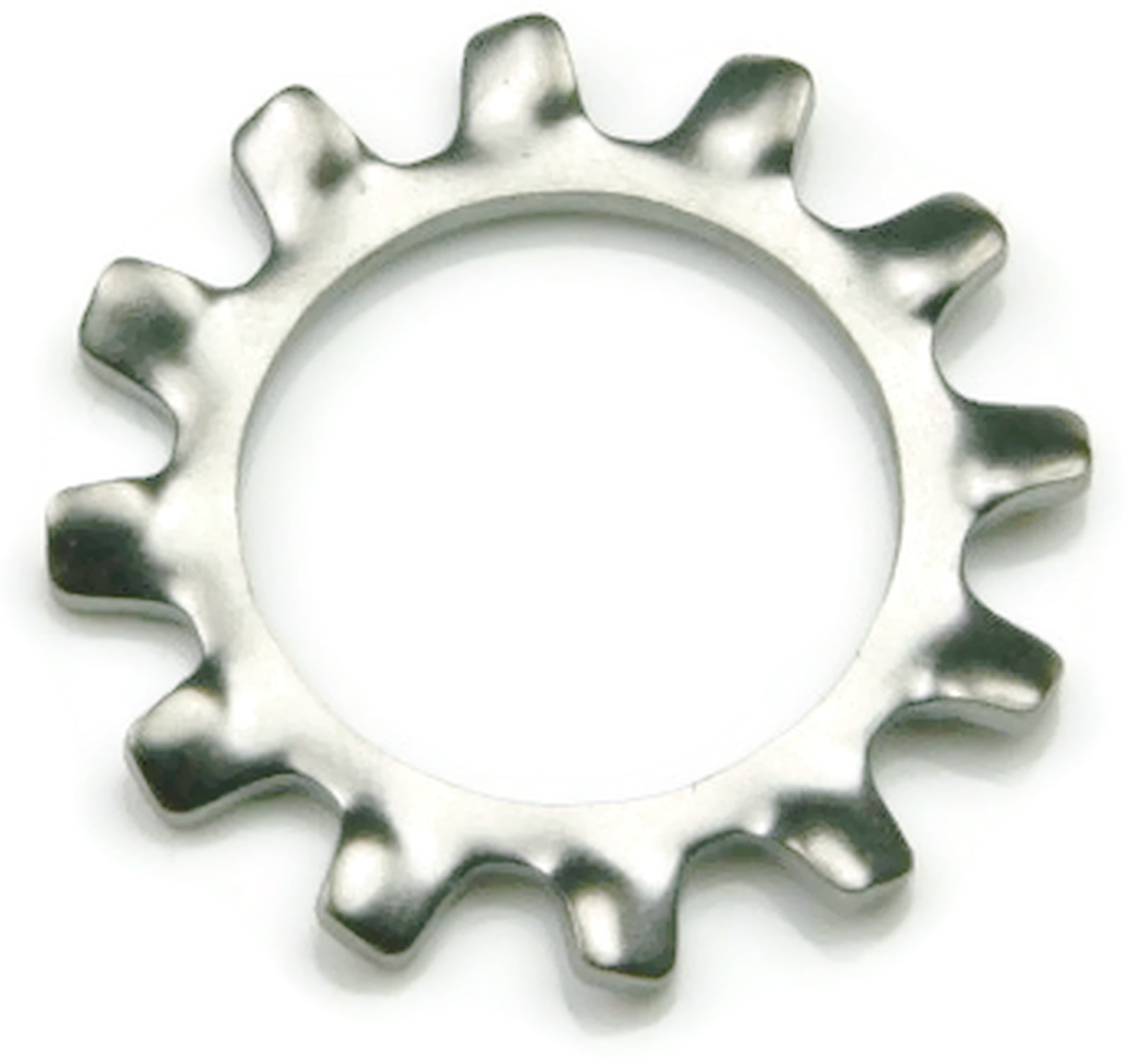 M10 External Tooth Metric Lock Washer A2 Stainless Steel -QTY 25