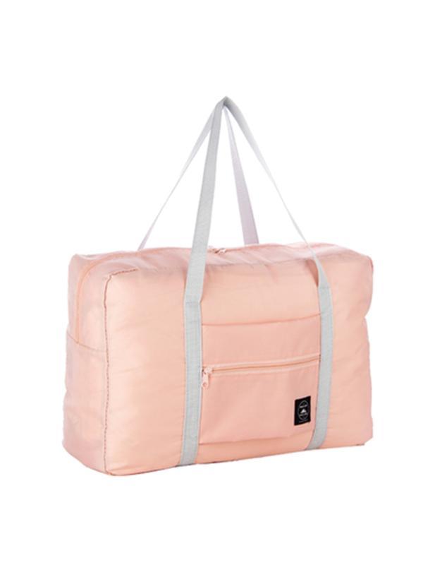 Large Capacity Waterproof Foldable Suitcase Handbag Travel Bag Luggage Packing Clothes Storage Bag Organizer by