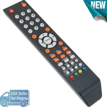 New 8142026670003C Remote Control for SCEPTRE Class HD (720P) LED TV X505BV-FSR E195BV-SR X435BV-F X322BV-SR X438BV-FSR X505BVFMQR6